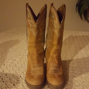 Roper Leather Boots.